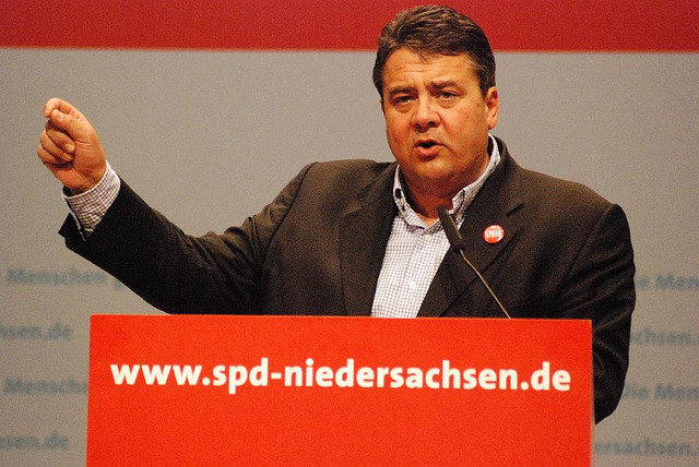 Sigmar Gabriel is facing calls to extending an incentive programme for storage. Image: SPD_in_Niedersachsen.