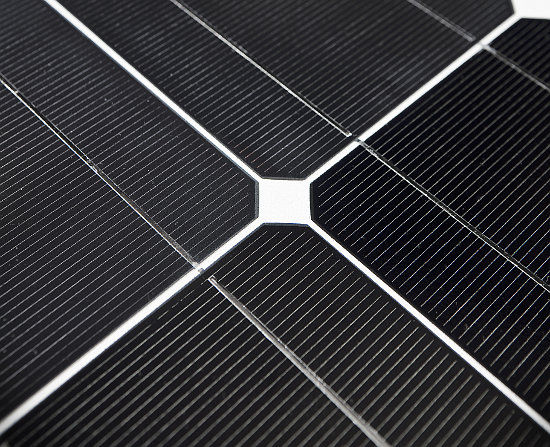 The Silevo R-Series module. Source: Silevo/SolarCity.