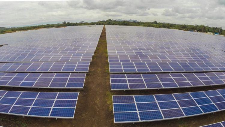According to Solarcentury, using local labour