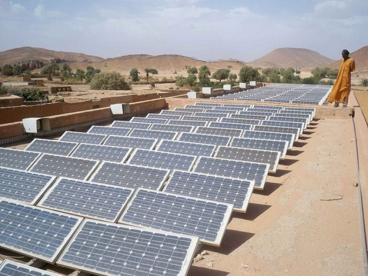 SolarPower Europe and RECP's match-making service aims to close the gap between European and African partners to promote investment on the continent. Source: Source: Flickr/Magahrebia