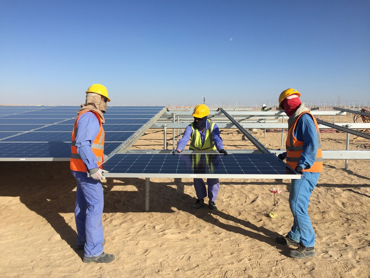 EPC contractors have a key role to play in ensuring the long-term health of PV power plants Credit: Sterling & Wilson