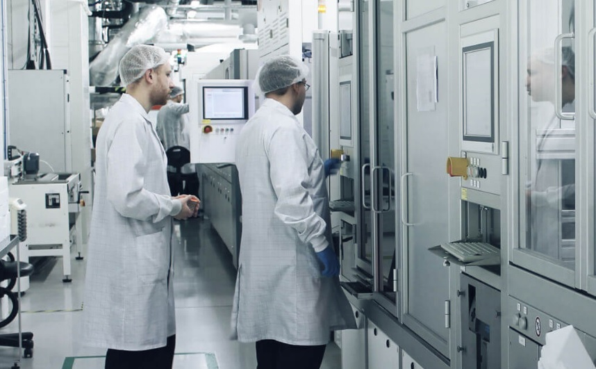 Valoe also noted that it planned to transfer part of the production line to PV manufacturer Soli Tek Cells' production facility in Lithuania. Image: Soli Tek