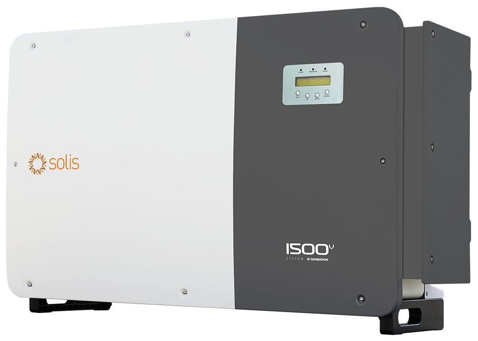 Ginlong Solis' Solis-255k-EHV inverter, launched earlier this month. Image: Ginlong Solis.