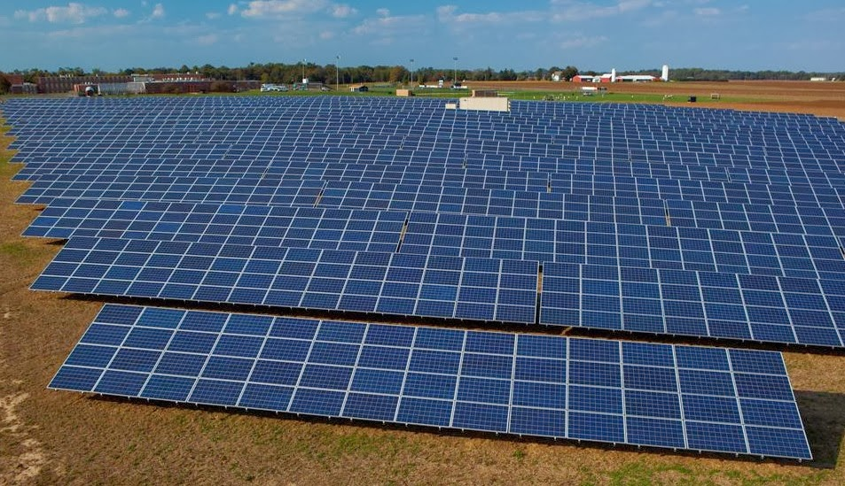 Together, these five projects are expected to produce 17,791,770 kWh of energy annually. Image: Standard Solar