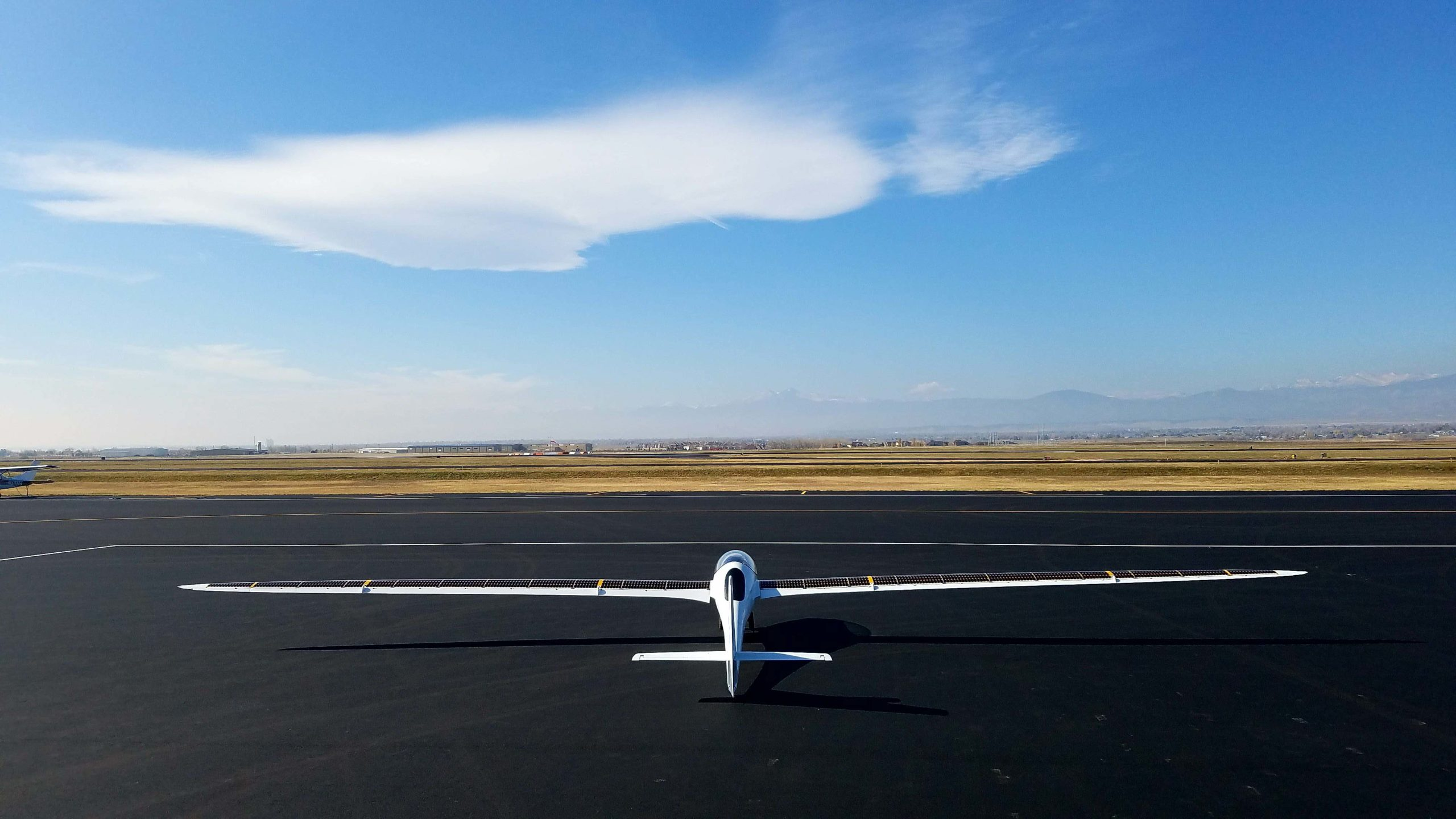 SolAero's PV technology on a prototype UAV project with the firm Bye Aerospace.