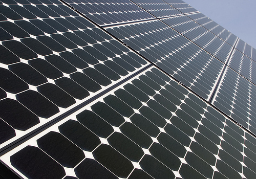 Construction on the 102MW project is expected to be completed in the third quarter of 2016. Image: SunPower