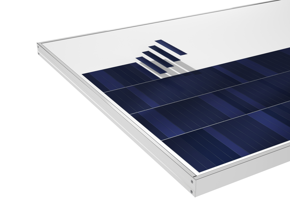 Shingled cell technology had caused controversy when SunPower threatened some China-based manufacturers of patent infringement of its own shingled technology. Image: SunPower Corp