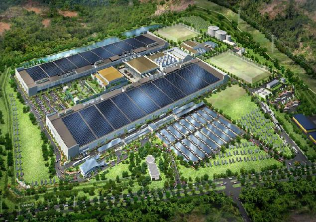SunPower is to takeover its joint venture (JV) solar cell manufacturing operations in Malaysia from Taiwan-based partner AUO. Image: SunPower