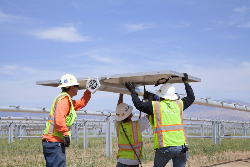 After reducing IBC solar cell production capacity on competitive issues, SunPower continues to raise cash with project sales. Source: SunPower