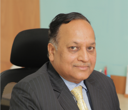 Sunil Jain, chief executive and executive director of Delhi-headquartered renewable energy developer Hero Future Energies. Credit: Hero Future Energies