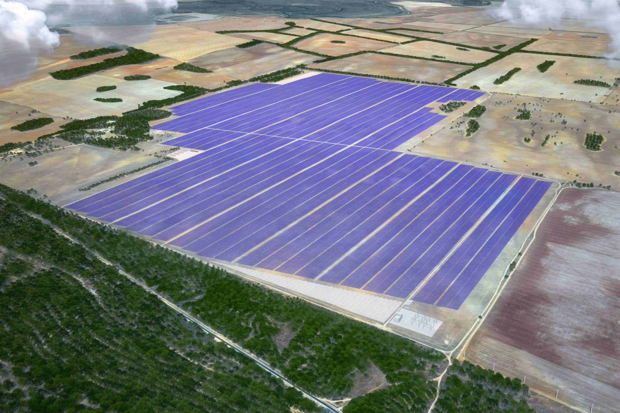 The PPA is for the supply of up to 800,000MWh of renewable energy per annum for 15 years. Credit: Maoneng