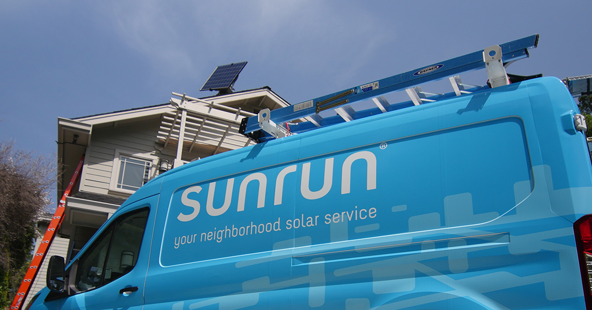Sunrun has joined forces with fashion company Chanel to install 30MW of solar on affordable properties in California. Image: Sunrun.