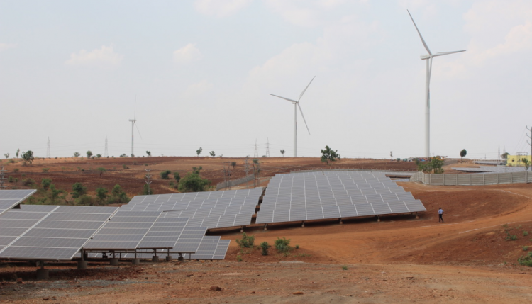 This project could become the largest and amongst the first of its kind built in India. Credit: Solar Media
