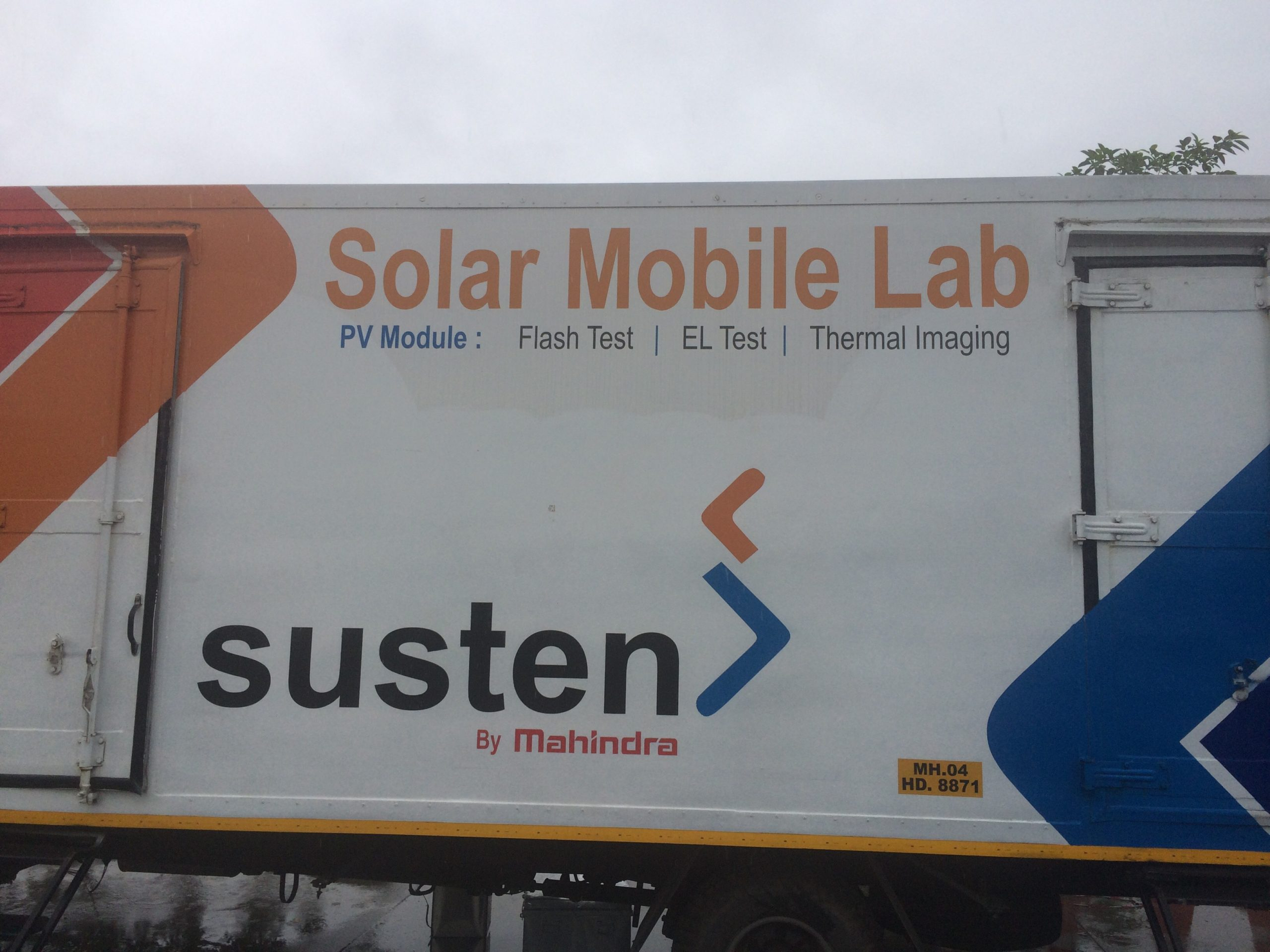 Some solar projects in India have seen module performance drop 10% in first year or 8% in the third year alone, according to Mahindra Susten field tests. Credit: Tom Kenning