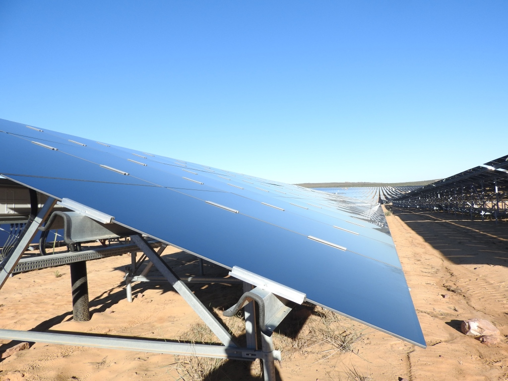 The 34MW Lusaka PV plant is scheduled to begin construction in October, according to the company. Source: TerniEnergia