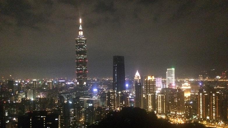 Taipei 101. Credit: Tom Kenning