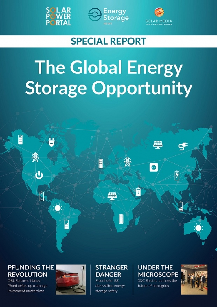 A special online-only supplement magazine that looks at some of the exciting recent developments in all segments from microgrids and residential to grid-scale and commercial. Credit: Solar Media