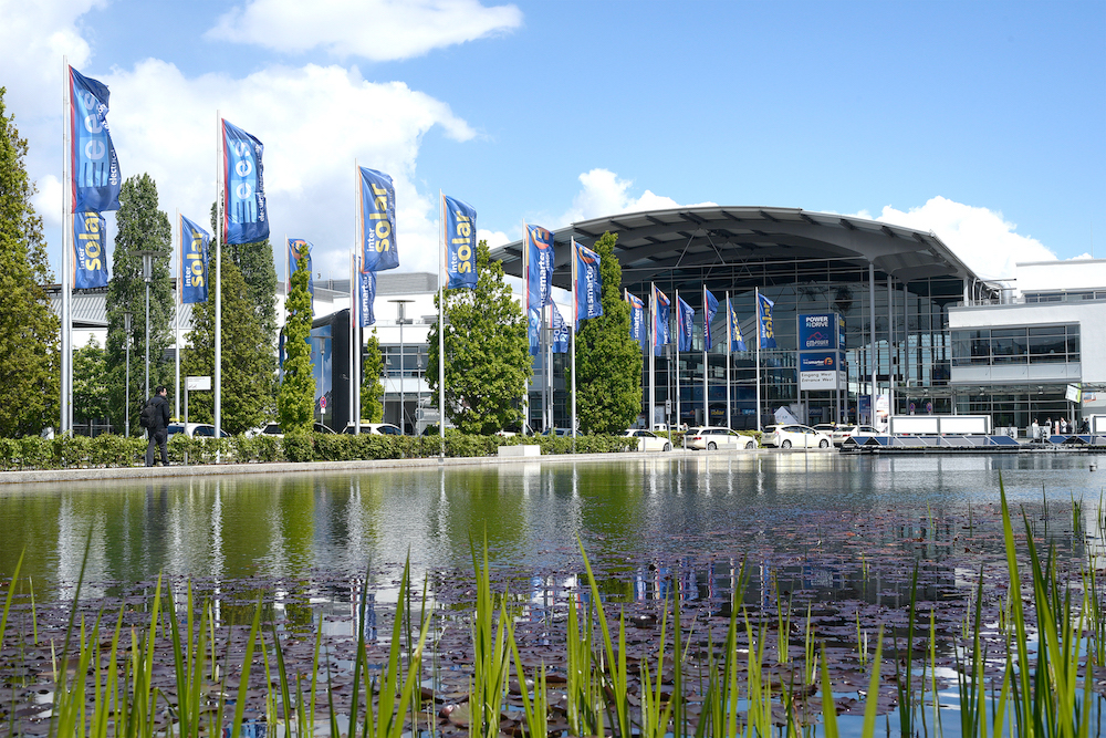 The exhibition will remain at Messe Munchen.