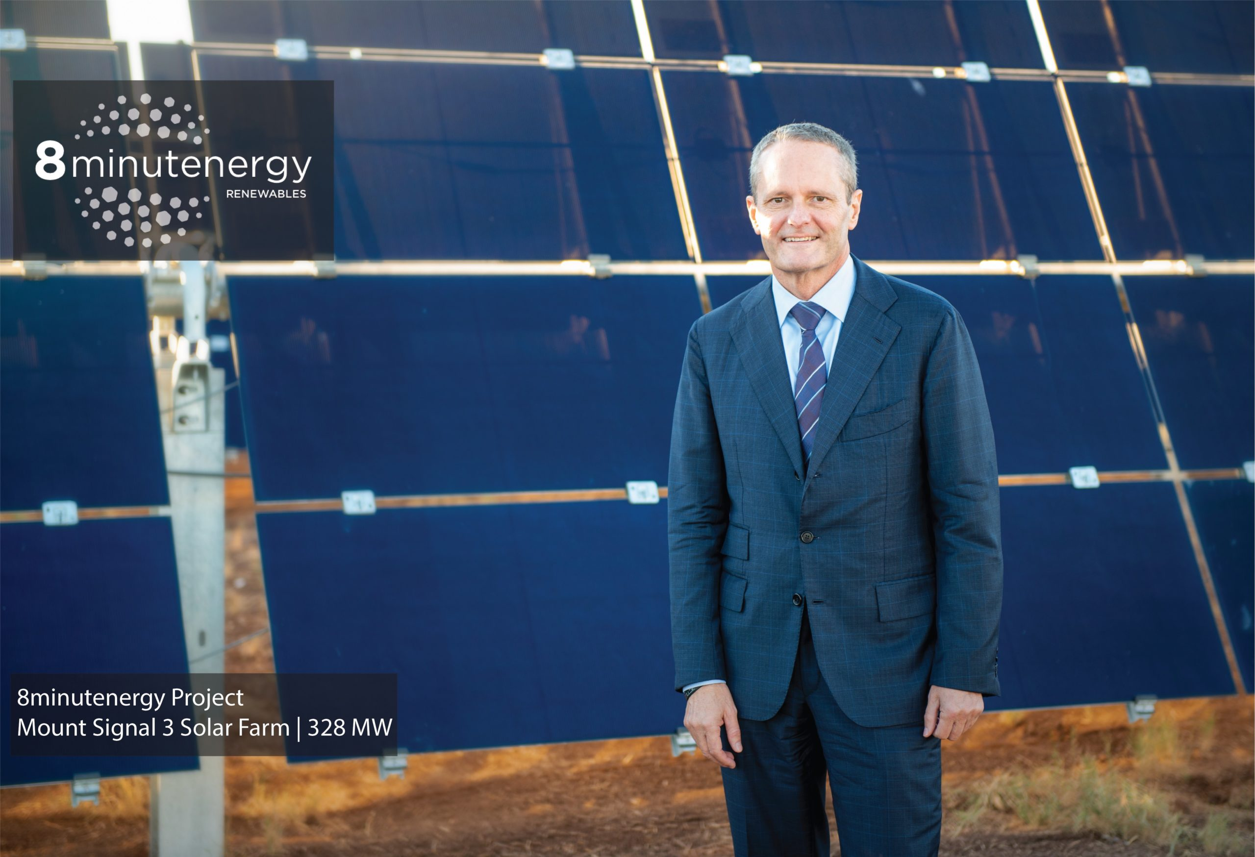Tom Buttgenbach, who co-founded 8minutenergy in 2009, led a management buyout of the shares of fellow co-founder Martin Hermann last week.