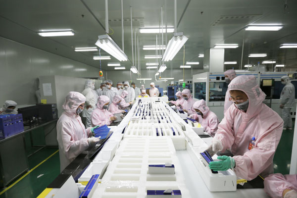 A key part of the collaboration revolves around joint R&D of front side silver paste, with the goal of setting the industry standard for high-efficiency products. Image: Tongwei