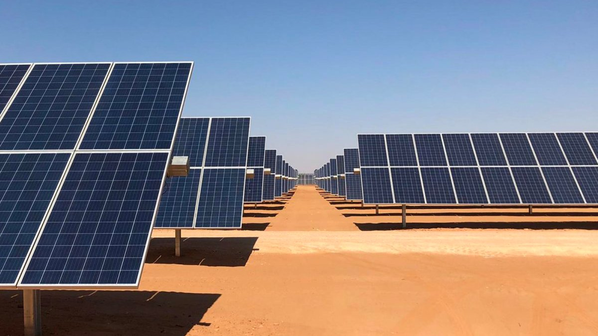 Total now has a portfolio of more than 5GW of solar under development in Spain. Image: Total/Twitter.