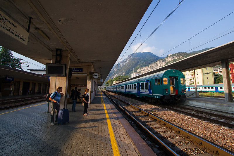 A public sector project set to include small-scale clean energy development on public infrastructure in Trento is set to receive EIB funding. Source: Flickr, Alex