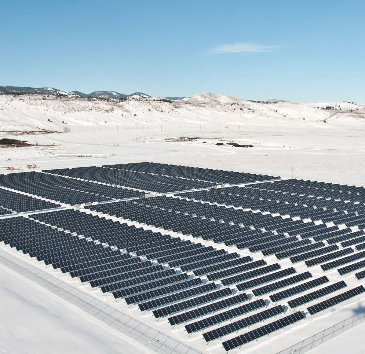 One of Trina's operational sites in Mexico. Image: Trina Solar.