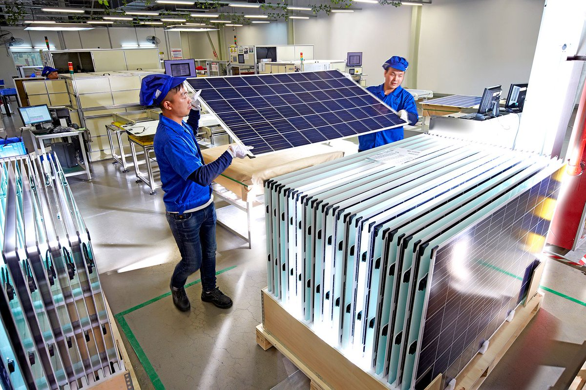 Trina Solar has started construction of a 29MW PV power plant in Miyagi Prefecture, Japan, in collaboration with Thailand's Banpu Power Public Company. Image: Trina Solar
