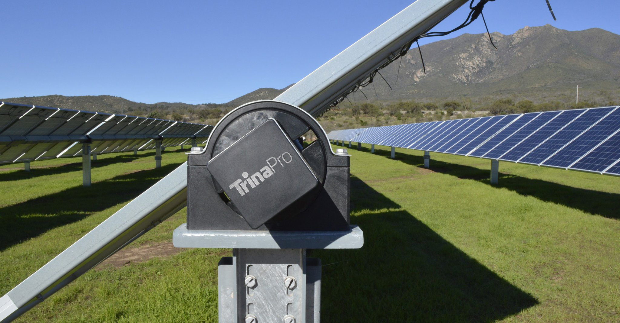 Trina Solar targets margin and LCOE gains with integrated utility-scale system product offering. Image: Trina Solar