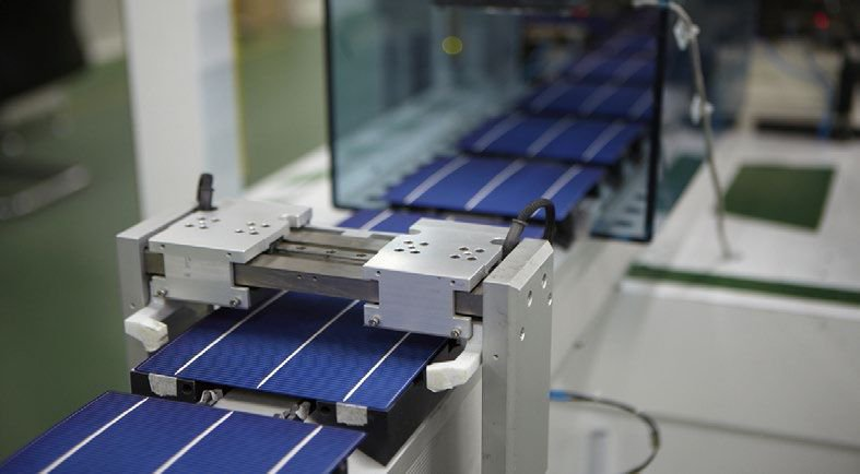 The champion cell had an open-circuit voltage Voc of 702.7mV, a short-circuit current density Jsc of 42.1 mA/cm2 and a fill factor FF of 81.47%. The IBC solar cell has a total measured area of 243.3cm2 and was measured without any aperture, according to the company. Image: Trina Solar