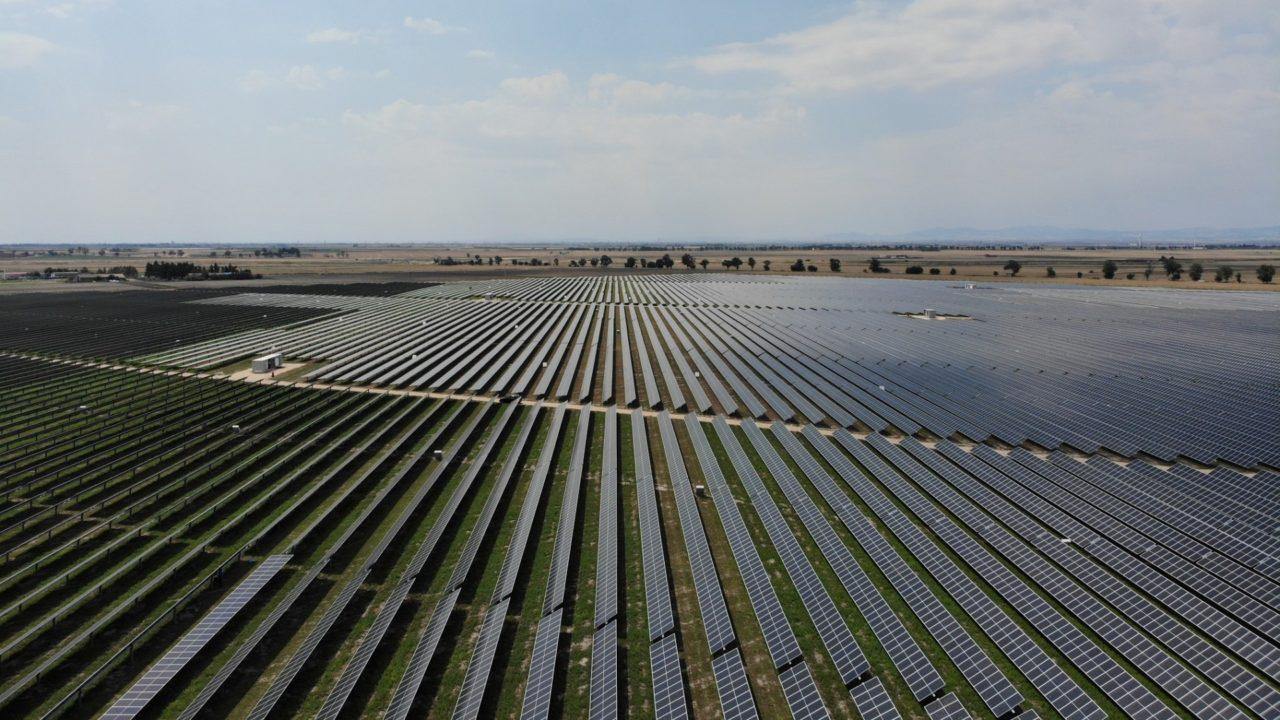 Trina Solar's Tallmax modules power the Torre Antonacci project in San Severo, Italy. Image: Margherita.