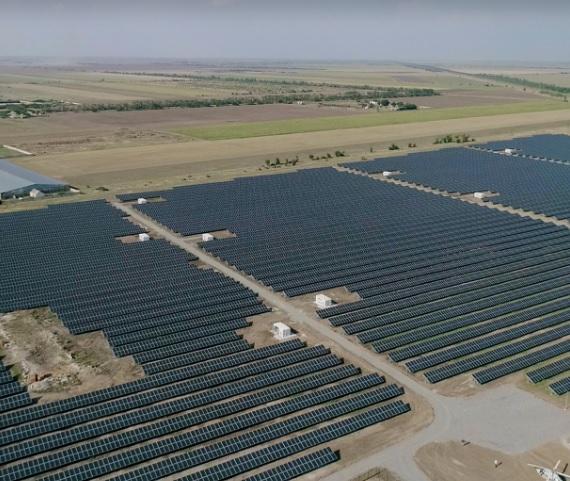 A UDP Renewables plant in Ukraine. Source: UDP Renewables