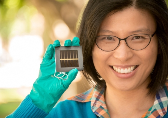 The University of New South Wales (UNSW) has reported a 12.1% efficiency rating for a 16 cm2 perovskite solar cell, partially funded by Suntech and Trina Solar and AUD$3.6 million in funding through the Australian Renewable Energy Agency's (ARENA).