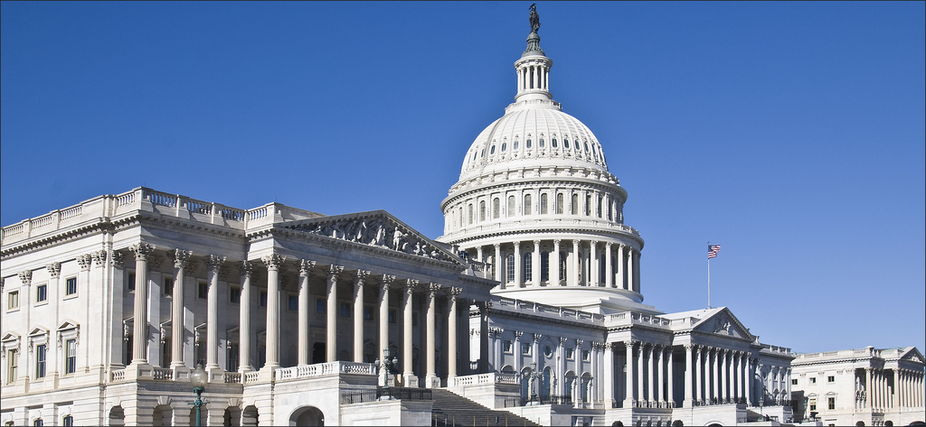 """The event, led by the Solar Energy Industries Association, builds on SEIA's efforts in September, when they organised another """"advocacy blitz"""" at the US House of Representatives. Courtesy Ron Cogswell"""