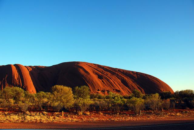 Uluru, Northern Territory. Source: Flickr, Robert Young.