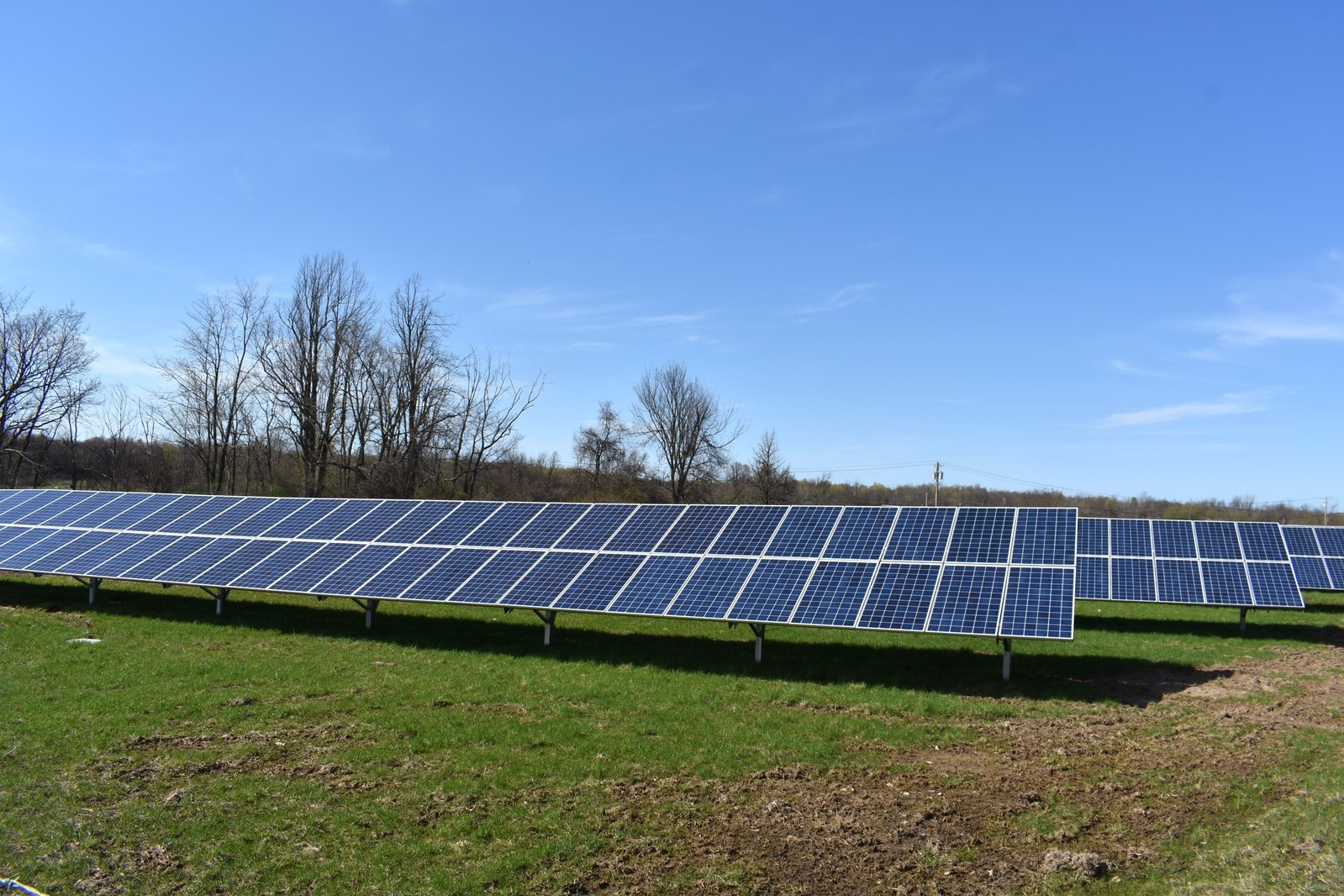 The community solar project in Somerville is already 50% subscribed. Source: PR Newswire/Ben Foster