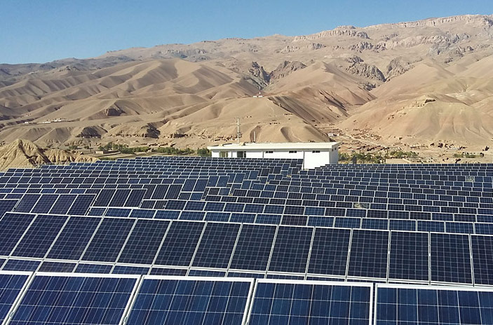 IFC's PPP advisory experts will support the government in attracting solar companies to develop the PV capacity. Credit: Zularistan Energy