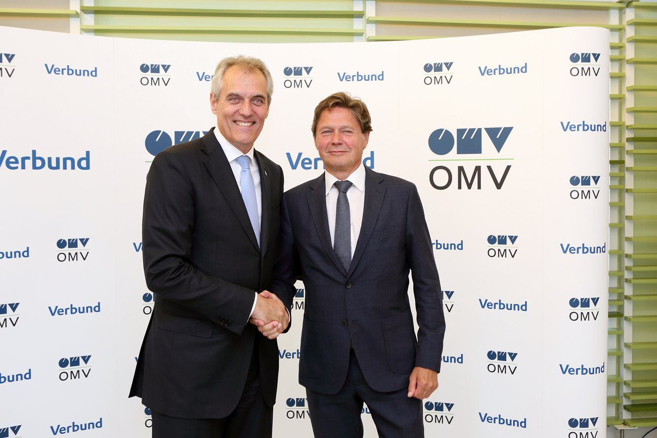 The OMV-Verbund partnership will explore mostly-renewable projects in Central Europe but also Russia, Asia-Pacific and the Middle East (Credit: Verbung)