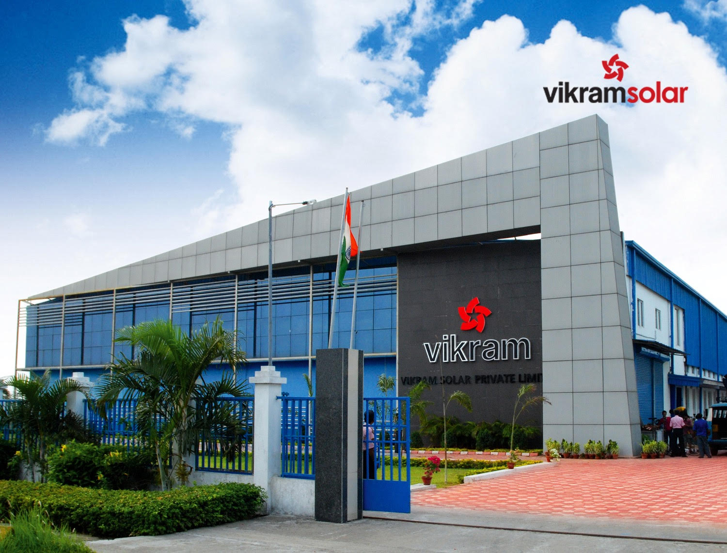Vikram Solar achieved 'Top Performer' status in PVEL's '2020 PV Module Reliability Scorecard' for the third time and for the second consecutive year. Image: Vikram Solar