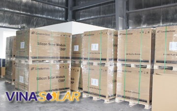 In a financial filing announcing the deal, LONGi gave no reasons for the planned purchase of Vina Solar, or its future plans for the company, which has had number of rival PV manufacturers from China as customers. Image: Vina Solar