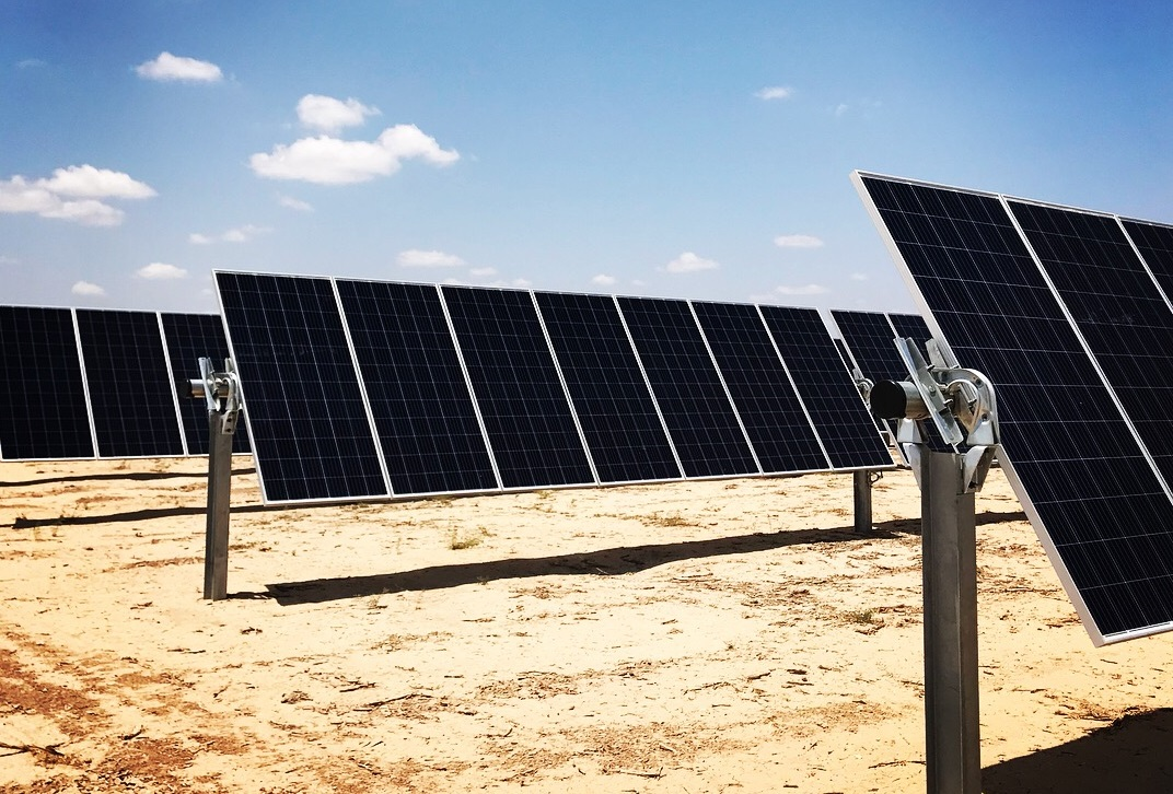 The investment will see Vistra's Upton 2 Solar and Energy Storage Facility in Texas increase solar capacity to 190MW. Image: Vistra.