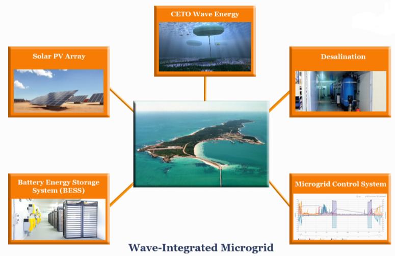 Credit: Carnegie Wave Energy