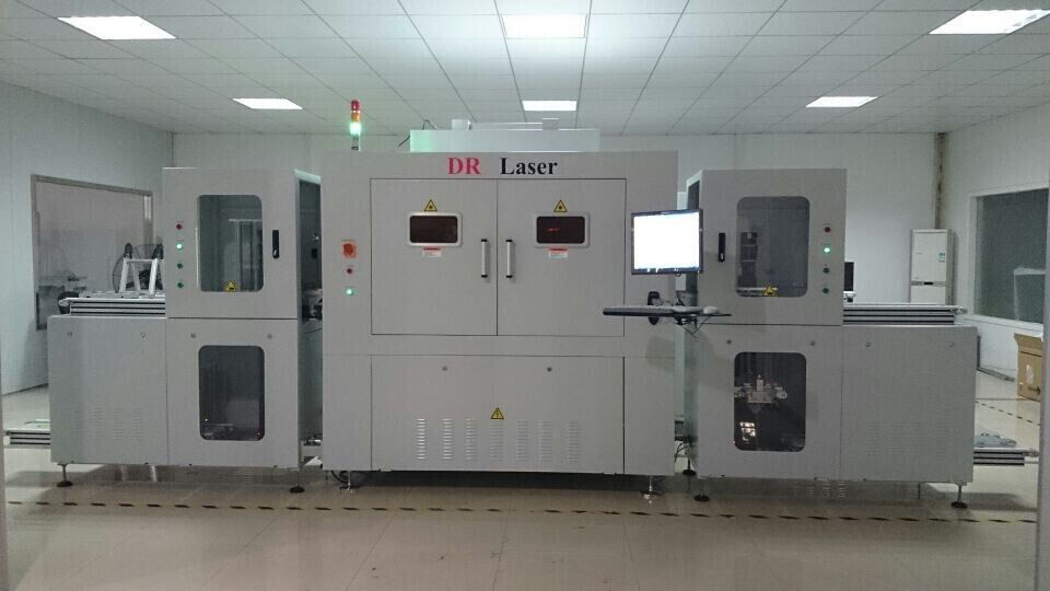 When PERC took off in China however, it was somewhat of an inevitability that a Chinese laser integrator would emerge as one of the PERC spending beneficiaries, and indeed, this is exactly how things panned out in practice. Image: Dr Laser Technology Co