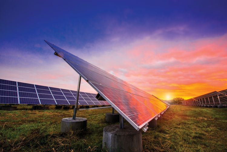 Early estimates include up to 700MW of solar and up to 1GW of wind energy under the new plan. Image: Xcel Energy