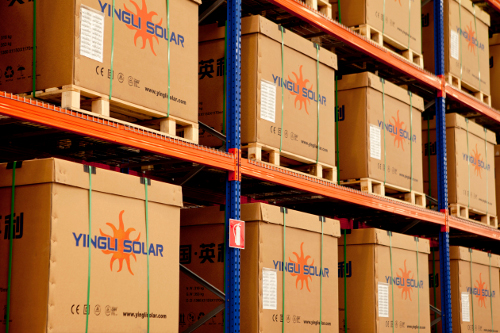 A document released by the Trade directorate on Wednesday night proposed a schedule of prices for the next 14 months. Credit: Yingli.