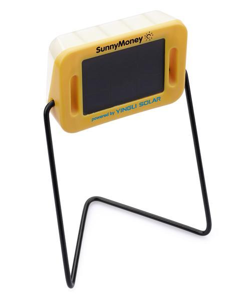 The SM100. Source: SolarAid