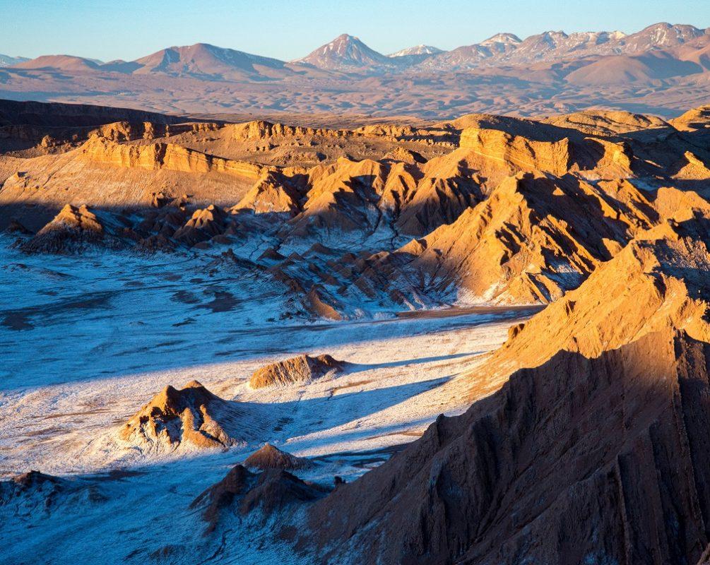 Atacama Desert boasts the highest long-term solar irradiance anywhere on Earth, according to scientists. Image credit: Alain Bonnardeaux / Unsplash