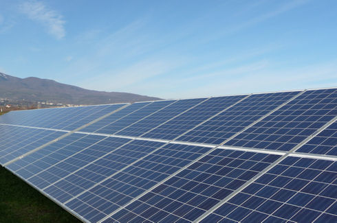 The CEC has already said that Australia will have a 'huge year' in large-scale renewables in 2017. Credit: Alea Solar