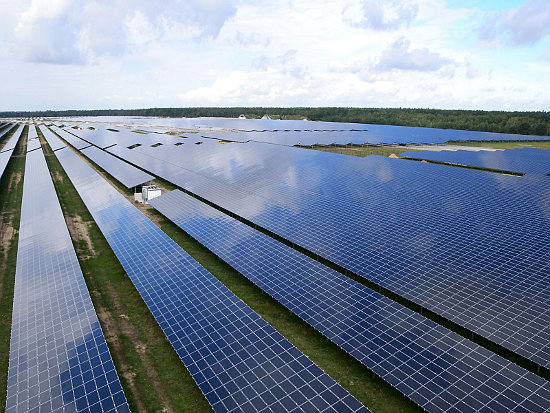 With the addition of these projects, Belectric is operating and maintaining a PV portfolio with an installed capacity of 138MW in the US. Image: Belectric