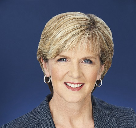 Australia has now joined 34 other countries by signing the framework agreement. Credit: Foreign Ministry of Australia